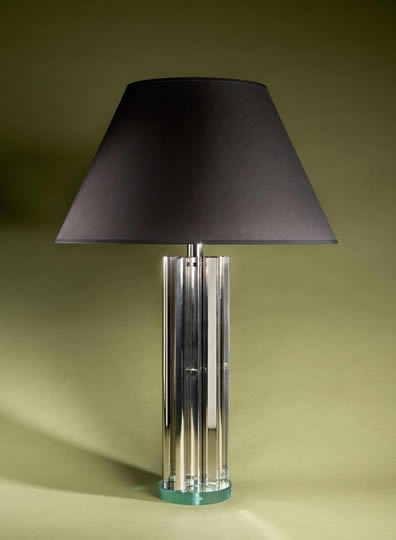 phillips and wood aviator table lamp. Black Bedroom Furniture Sets. Home Design Ideas