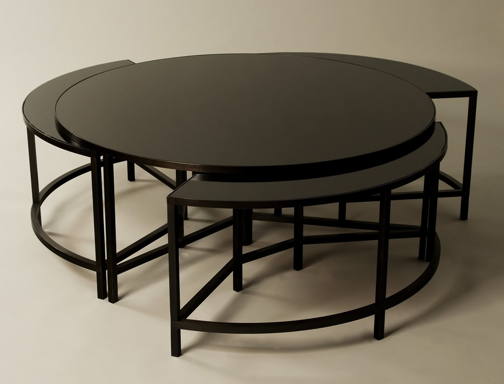 Phillips and wood luxe coffee table for Table table table