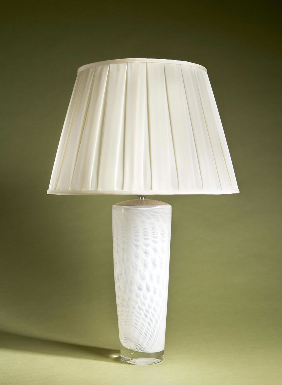 Phillips And Wood Cobweb Table Lamp
