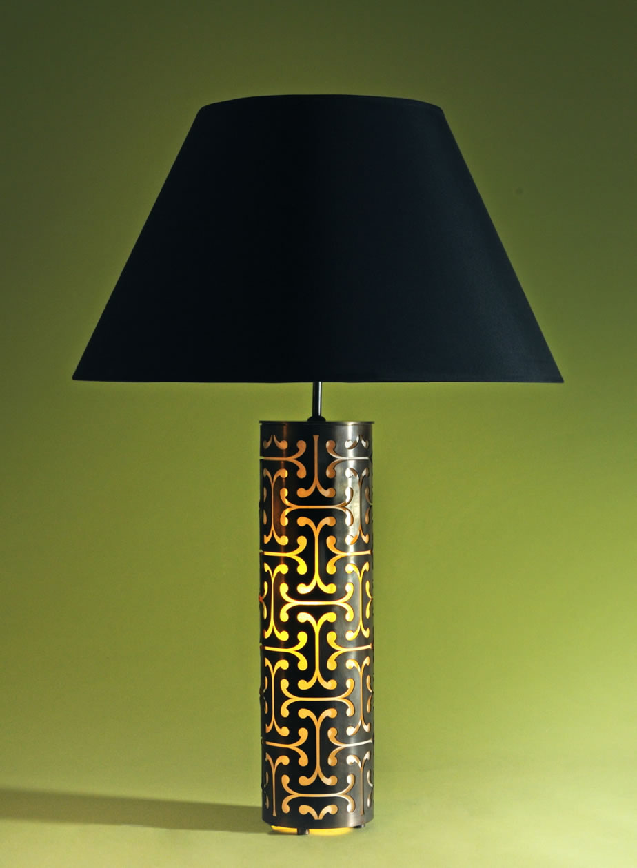 phillips and wood herbie lamp. Black Bedroom Furniture Sets. Home Design Ideas