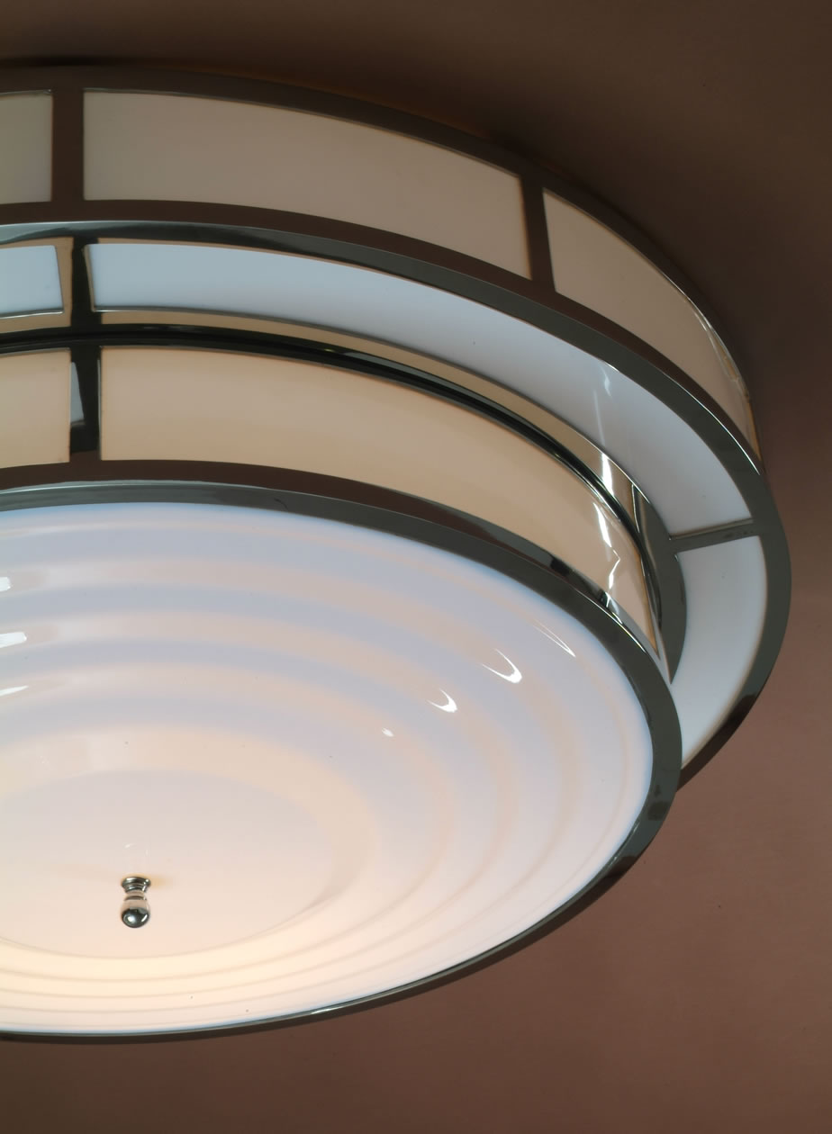 The Odeon & Phillips and Wood - Odeon ceiling light