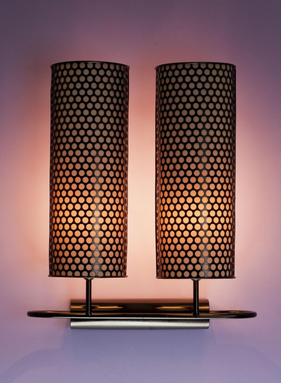 Phillips and Wood - Ikon wall light